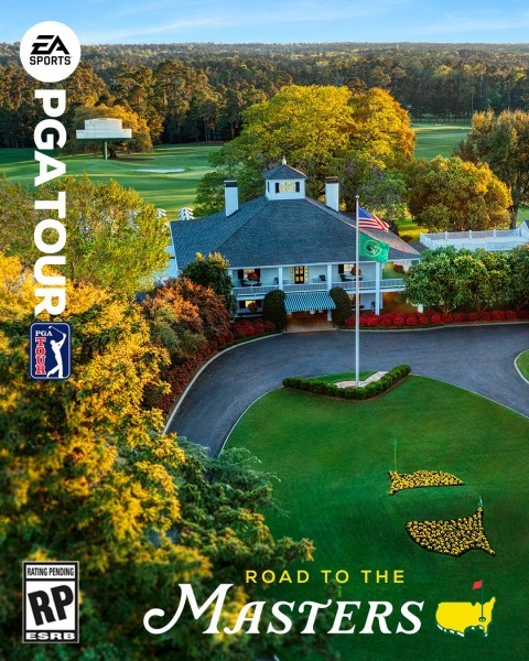 EA Sports PGA Tour Secures Exclusive Rights To The Masters 1