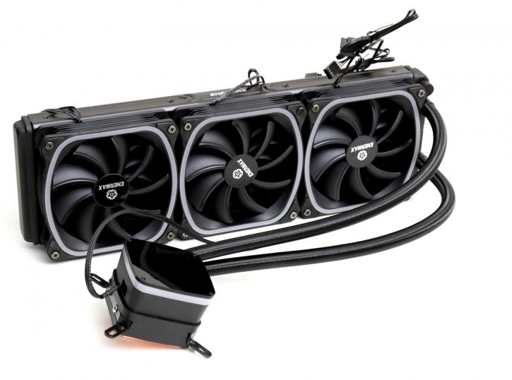 Enermax Tries Again With the Aquafusion 360 AiO Cooler 12