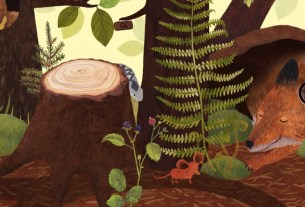 Exploring the Forest with Little Mouse's Encyclopedia 3