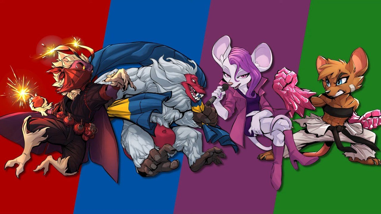 Four Of The Best Community-Made Fighters Are Joining The Rivals Of Aether Roster Later This Year 1