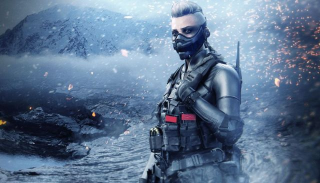 Latest Call of Duty: Warzone patch adds DLSS support, finally A cold-looking operator from Call of Duty: Warzone Season 3 2