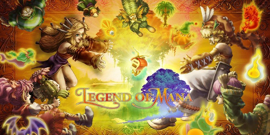 Legend Of Mana's Physical Switch Release Will Include English Language Support 1