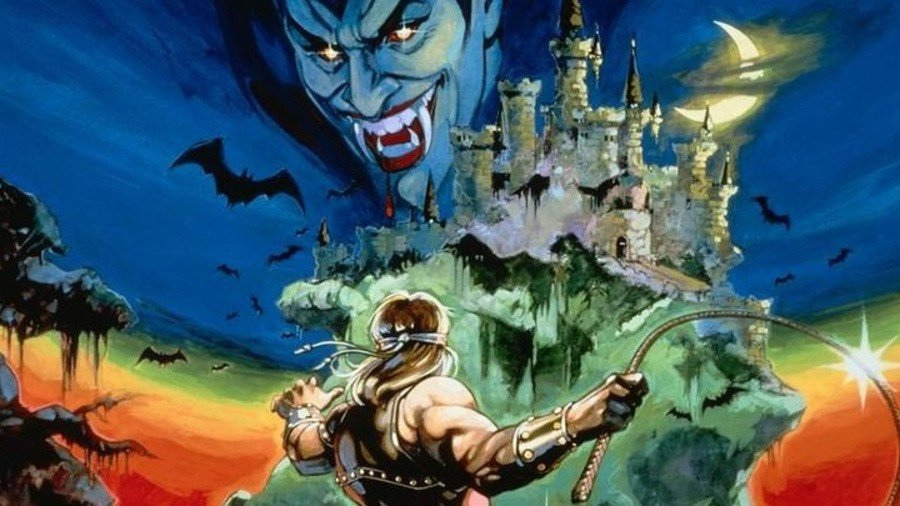 Limited Run Reveals Four Castlevania Anniversary Collection Physical Editions 1