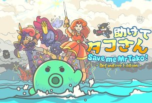 Limited Run Will Be Publishing Save Me Mr Tako: Definitive Edition On Consoles 3