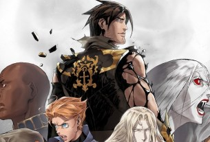 Netflix's animated Castlevania series back next month for a fourth and final season 3