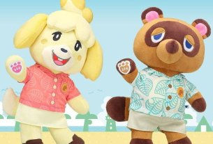 Nintendo's Giving Away Pairs Of Animal Crossing Build-A-Bears (North America) 2
