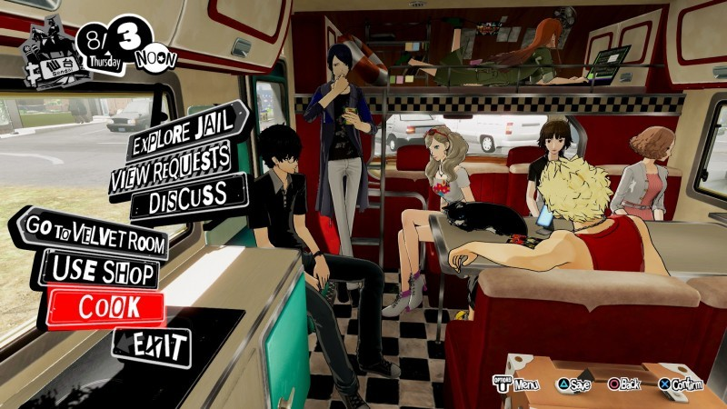 Persona 5 Strikers Team Reflects On The Collaboration We Never Saw Coming 1