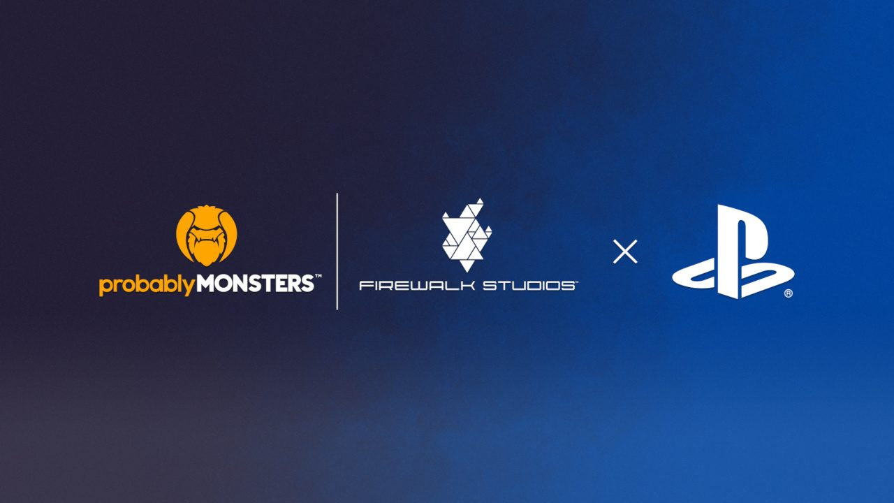 PlayStation and Firewalk Studios announce publishing partnership for a new, original multiplayer IP 1