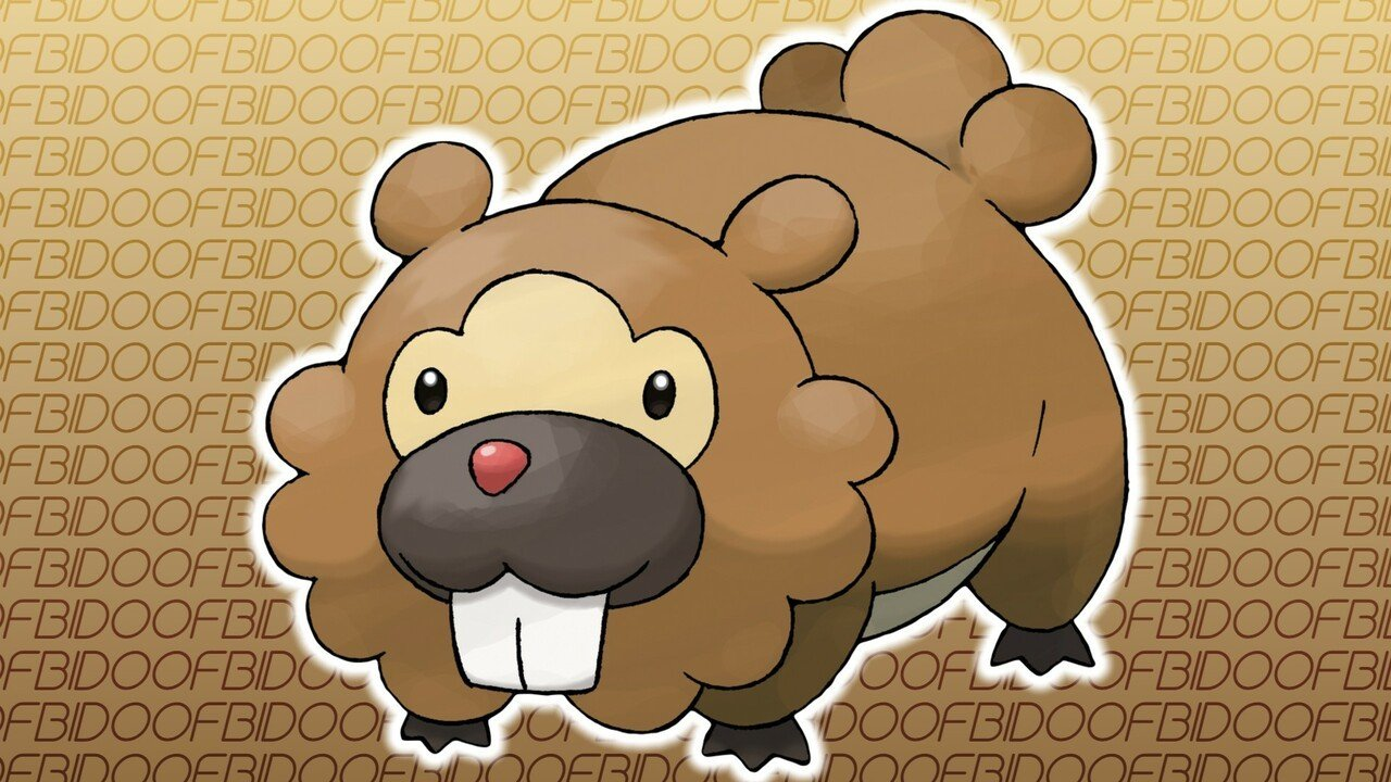 Random: The Pokémon YouTube Channel Just Posted A Bidoof Fancam 1