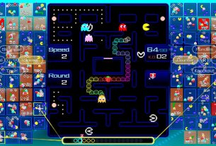 Reminder: PAC-MAN 99 Is Now Available On The Nintendo Switch 2