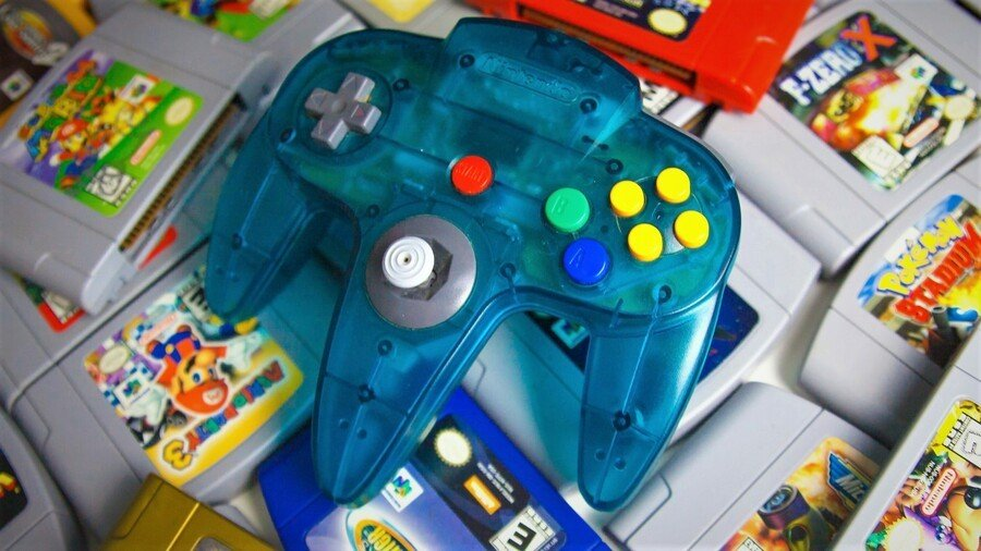 Talking Point: Is The N64 Pad Actually The Best Controller Ever? 1