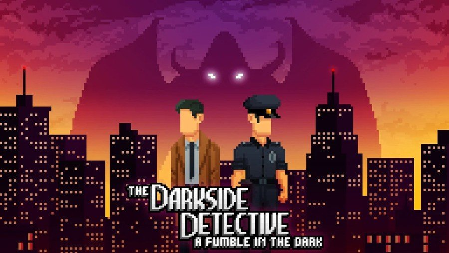 The Darkside Detective: A Fumble In The Dark Temporarily Pulled From Switch eShop (North America) 1