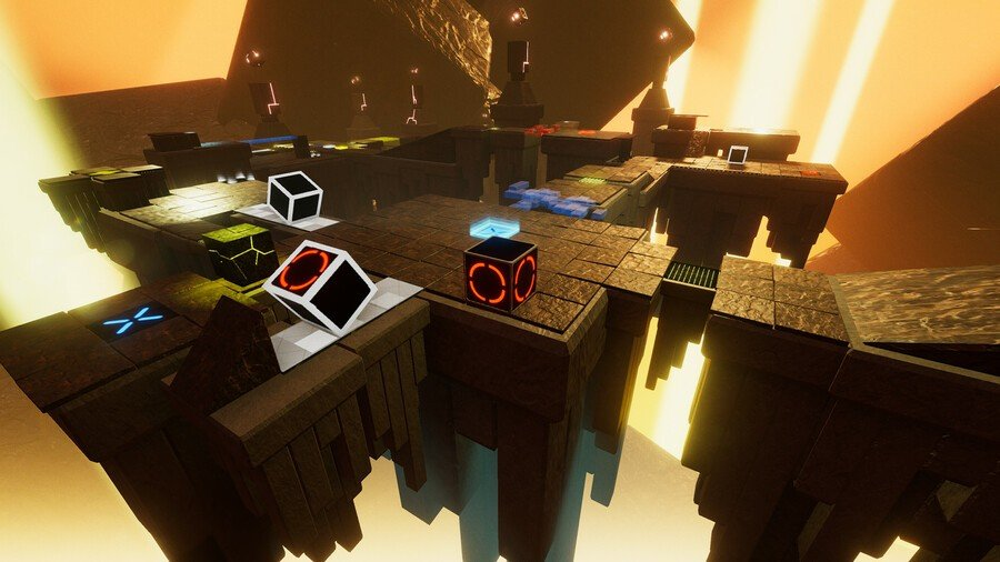 The Last Cube Is A Dramatic Name For An Interesting Puzzle Adventure 1