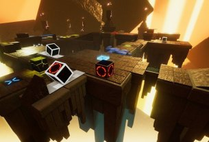 The Last Cube Is A Dramatic Name For An Interesting Puzzle Adventure 2