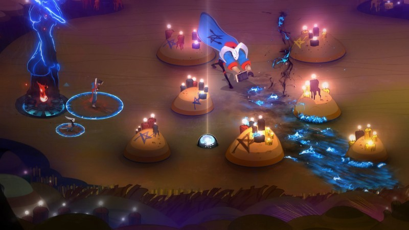 The Story Behind Supergiant Games' Pyre 1