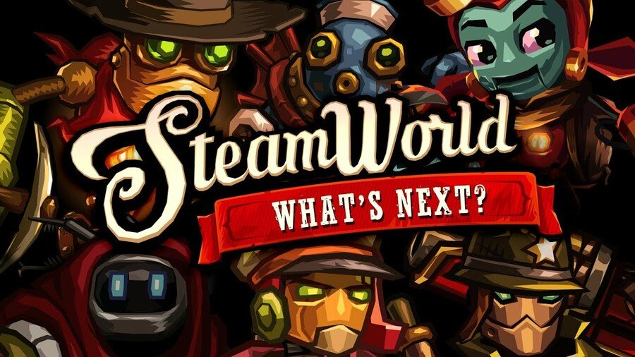 What SteamWorld Game Deserves A Sequel? Image & Form Would Like To Know 1