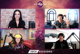 """Xbox Sessions: Stars of """"Workaholics"""" Reunite to Play Outriders on Xbox Series X 4"""
