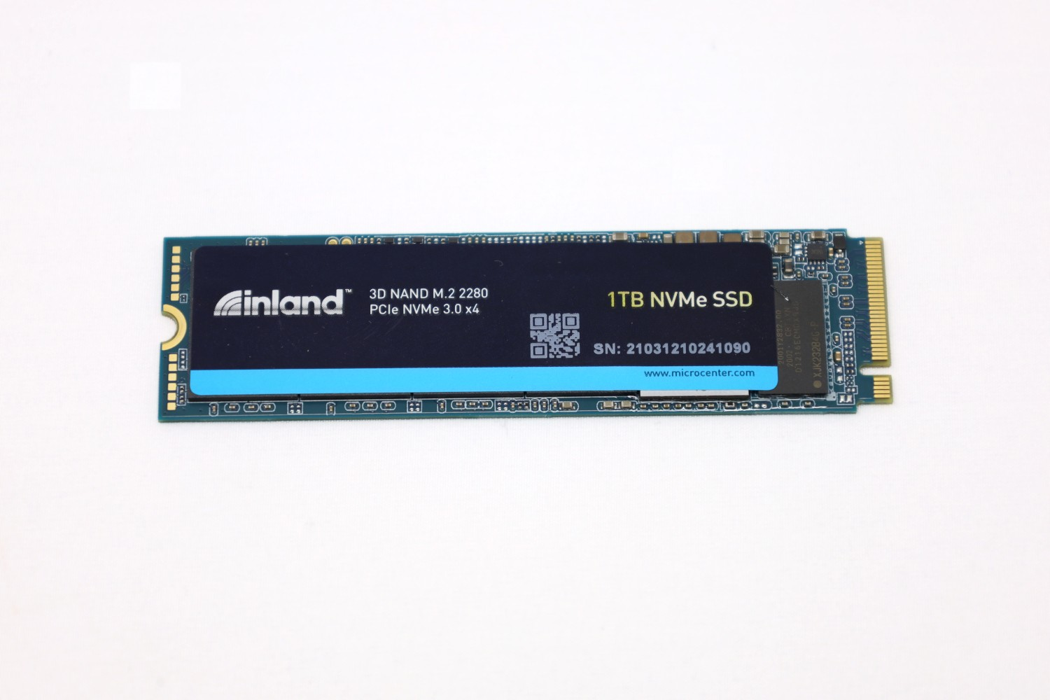 A Generic SSD Review, The Inland Premium 1TB NVMe Drive 1