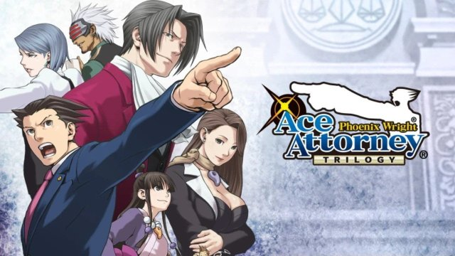 Ace Attorney Games Are Now On Sale Across Switch And 3DS (North America) 2