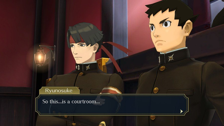 Ace Attorney's Dramatic Cross-Examination Eyes Are Coming Back 1
