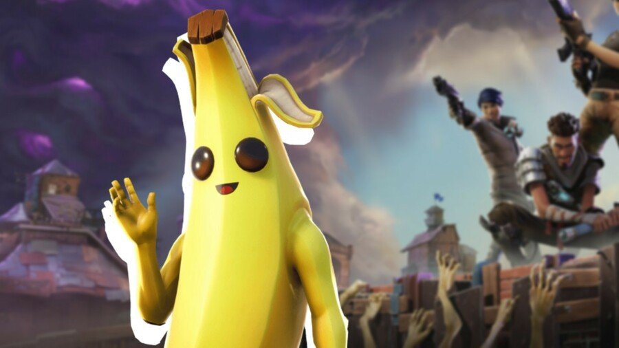Apparently The Fortnite Banana Man Is Important In The Epic V Apple Trial 1