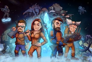 Build a sprawling sci-fi base with your buddies in CryoFall Cryofall sci-fi survival game 3