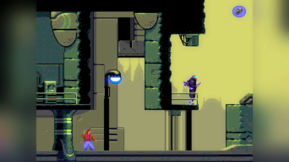 Cult 1992 cinematic platformer Flashback is getting a sequel Flashback 1