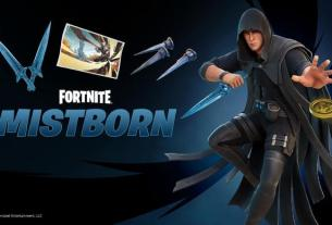 Fortnite adds character from Mistborn book series 2