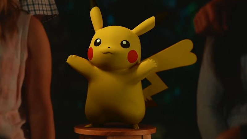 Katy Perry's Latest Video Electric Features Pikachu, Pichu 10