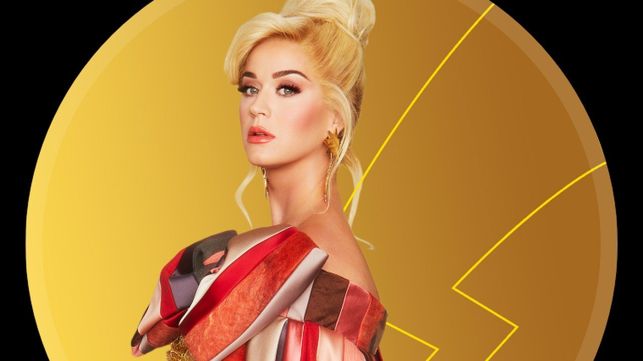 Katy Perry's Pokémon Song 'Electric' Drops This Friday 1
