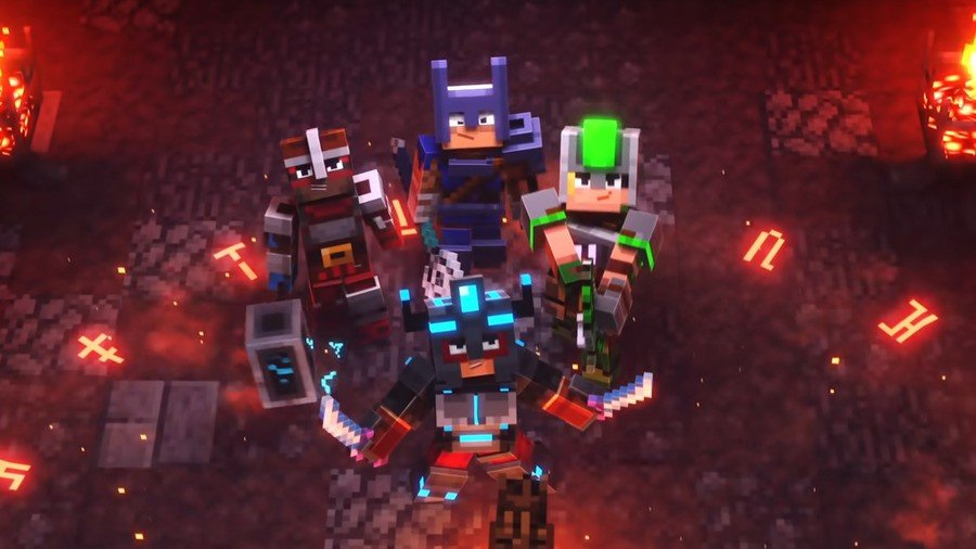 Mojang Is Adding Cloud Save Support To Minecraft Dungeons Next Week 1