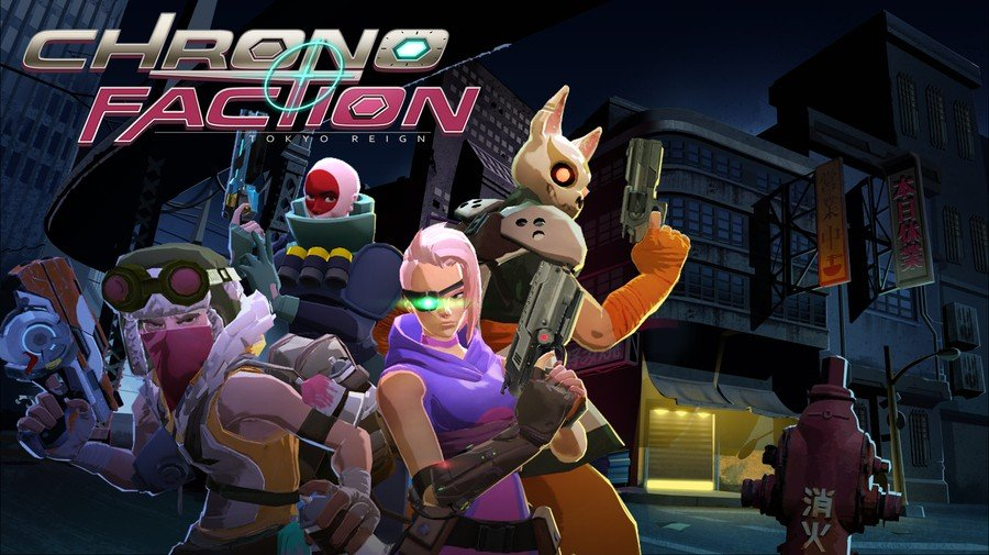 Mojo Bones Is Working On A New Switch Project - Chrono Faction 1