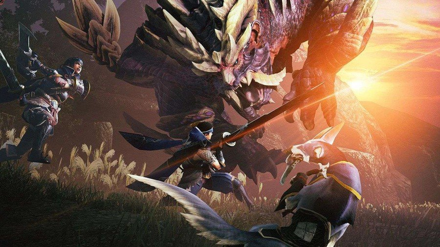 Monster Hunter Rise Helps Capcom Hit Record Profits Once Again 1