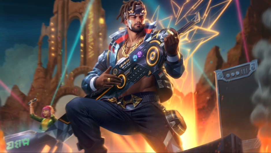 """Party in Smite with the Monstercat Battle Pass, Azula from """"Avatar: The Last Airbender,"""" and More 1"""