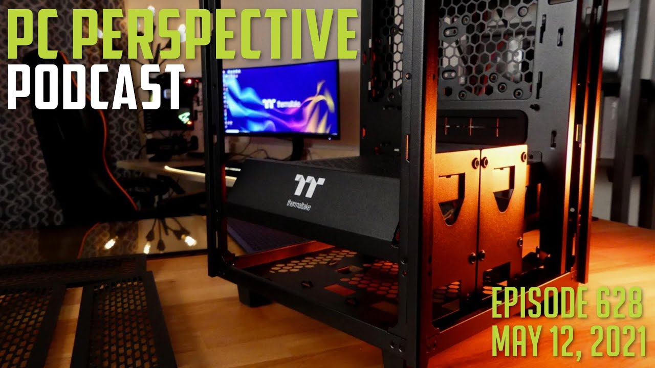 Podcast #628 – Intel Tiger Lake-H, SUGO 15 + Tower 100 Cases, FidelityFX, RTX 3050 & 3050ti, IBM hits 2nm + much more! 1