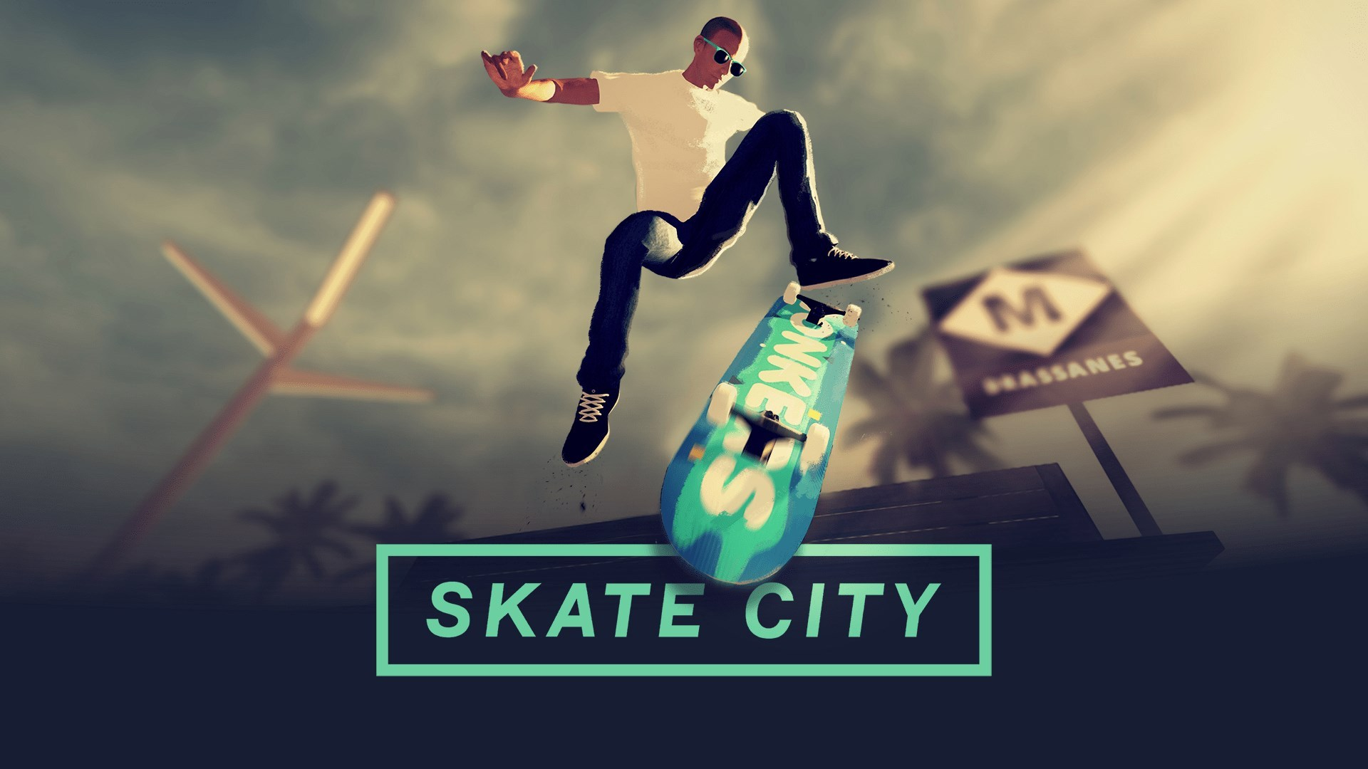 Skate City Is Now Available For Xbox One And Xbox Series X|S 1