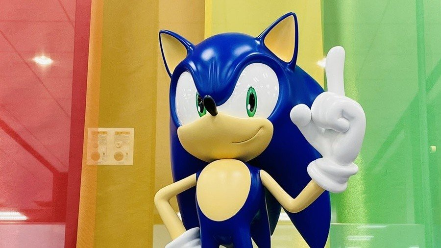 Sonic Is Alive And Well, According To Sega Sammy's Sales Data For Fiscal Year 2021 1