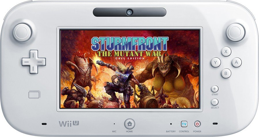 SturmFront - The Mutant War: Übel Edition Is Actually Coming To Wii U eShop 1