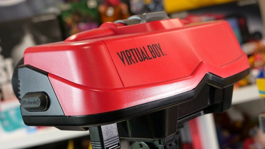 Talking Point: If Nintendo Released Them, Would You Play Virtual Boy Games In 2021? 1