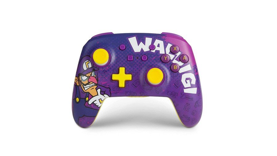 Waluigi Is Getting His Very Own PowerA Enhanced Wireless Controller For Switch 1