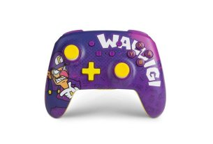 Waluigi Is Getting His Very Own PowerA Enhanced Wireless Controller For Switch 4