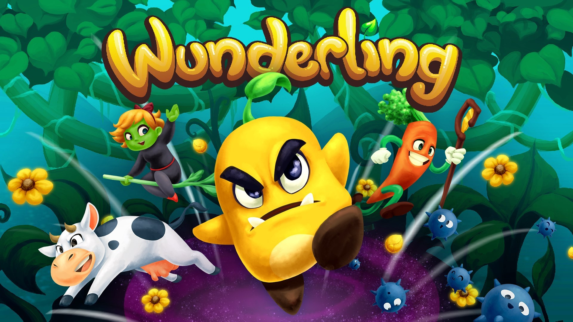 Wunderling (Demo) Is Now Available For Xbox One And Xbox Series X S 1