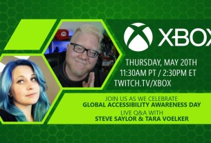 Xbox Celebrates Global Accessibility Awareness Day 4