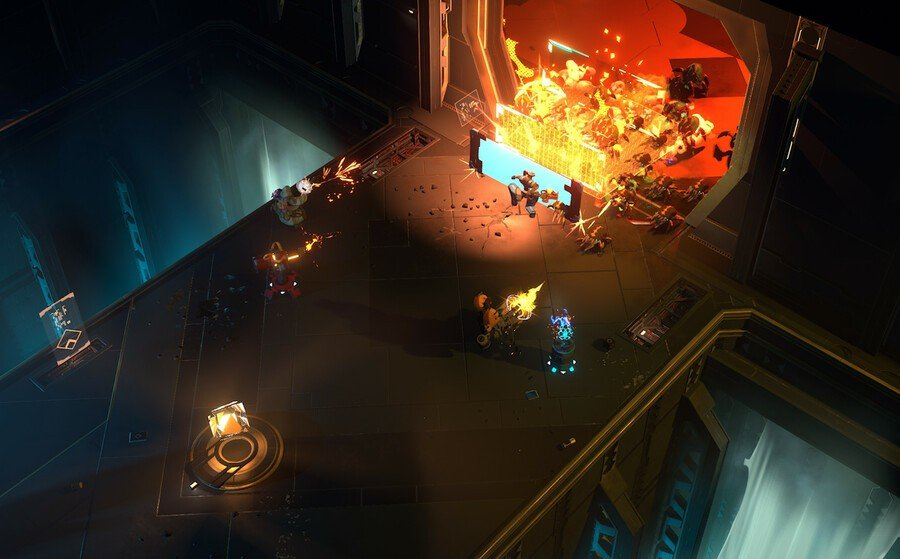 Amplitude Team Gives Insight Into Making Of Endless Dungeon 1