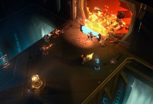 Amplitude Team Gives Insight Into Making Of Endless Dungeon 3