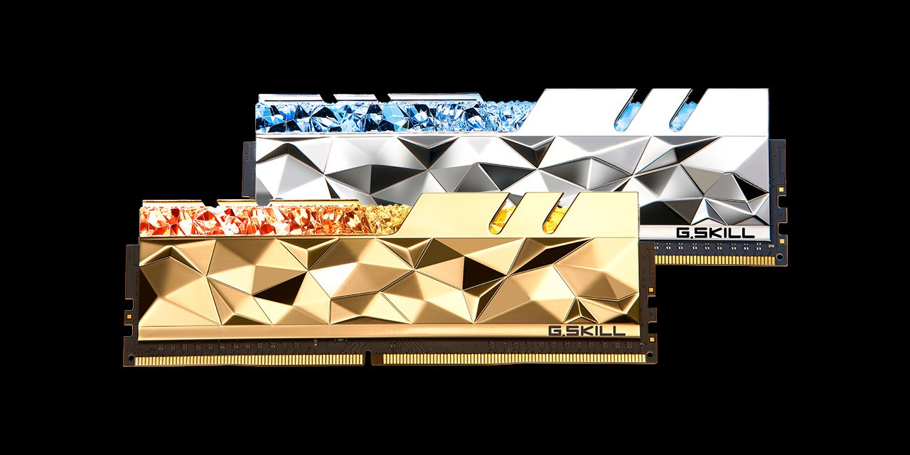G.SKILL Releases Trident Z Royal Elite Series RAM up to 4000 MHz CL14 1