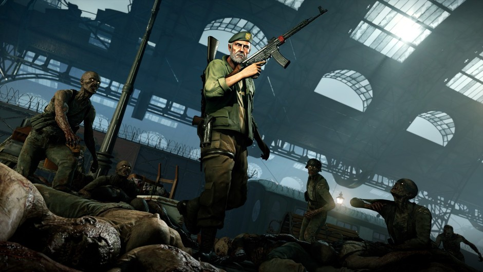 Left 4 Dead Characters Join Zombie Army 4: Dead War in Free New Season Pass 3 Content Drop 1