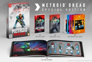 Metroid Dread pre-order: where to buy the Special Edition and amiibo 2