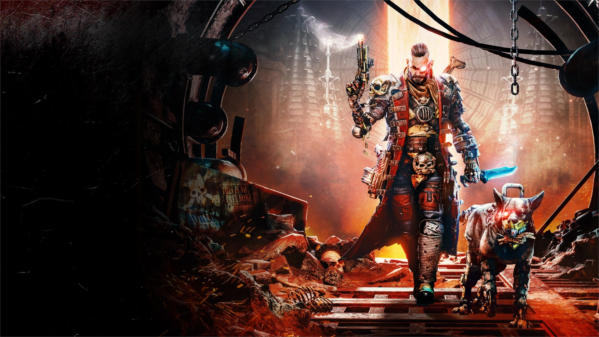 Necromunda: Hired Gun Is Now Available For Xbox One And Xbox Series X|S 1