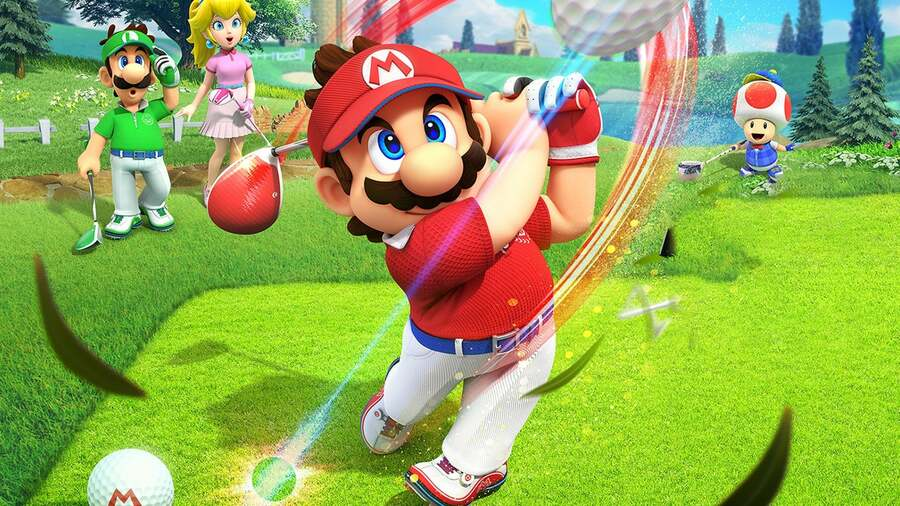 New Mario Golf: Super Rush Website Gives Us A Closer Look At Characters And Courses 1